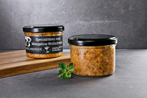 Bacon Jam vom Mangalica-Wollschwein